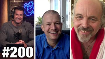 #200 OMG GAME OF THRONES NEEDS MORE DIVERSITY! Jim Norton and Clint Howard Guest | Louder With Crowder