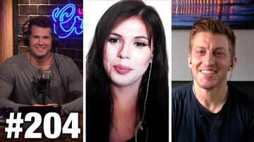 #204 TRANS TROOP BAN,  OH NO!! Blaire White and Alex Epstein Guest | Louder With Crowder