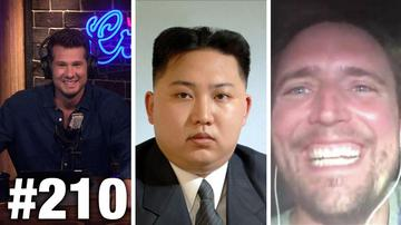 #210 NORTH KOREA SHOWDOWN!! Owen Benjamin Guests | Louder With Crowder