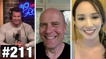 #211 LEFTISTS HATE SCIENCE! Stefan Molyneux and Roaming Millennial Guest | Louder With Crowder