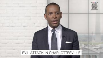 PREVIEW: Twisted Left EXPLOITS Charlottesville attack | White House Brief
