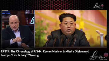 "EP313 | The Chronology of US-N. Korean Nuclear & Missile Diplomacy | Trump's ""Fire & Fury"" Warning"