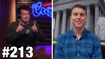 #213 IS CROWDER A NAZI?! Scott Greer Guests | Louder With Crowder