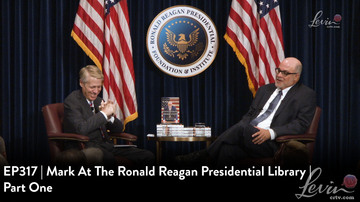 EP317 | Mark At The Ronald Reagan Presidential Library | Part One