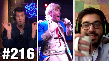 #216 CROWDER CRASHES GAY BAR KARAOKE! Raheem Kassam Guests | Louder With Crowder