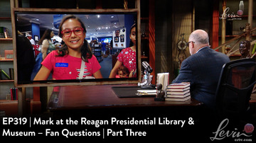 EP319 | Mark at the Reagan Presidential Library & Museum - Fan Questions | Part Three