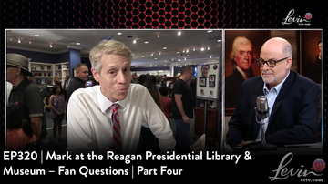 EP320 | Mark at the Reagan Presidential Library & Museum - Fan Questions | Part Four