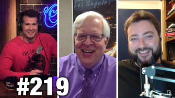 #219 STUDENT LOANS ARE RACIST! Dennis Prager and Sargon of Akkad Guest | Louder With Crowder