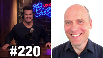 #220 Stefan Molyneux on 'The Art of the Argument' (Uncut Extended) | Louder With Crowder