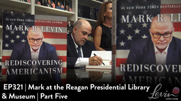 EP321 | Mark at the Reagan Presidential Library & Museum | Part Five