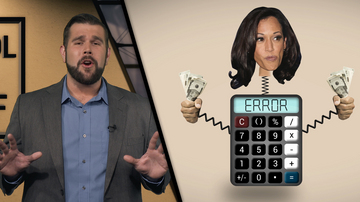 Kooky Kamala needs a calculator | Capitol Hill Brief