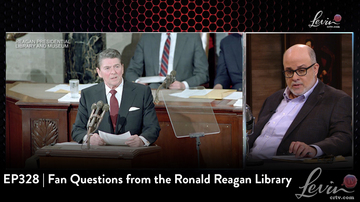 EP328 | Fan Questions from the Ronald Reagan Library