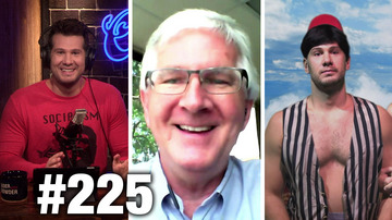#225 ALADDIN IS SUPER RACIST! Dr. Roy Spencer Guests | Louder With Crowder