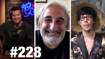 #228 REALITY IS RACIST! Gad Saad Guests | Louder With Crowder