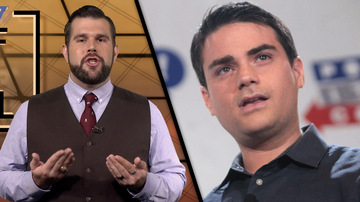 Trauma and DRAMA: Crybullies vs. Ben Shapiro | Off the Hill