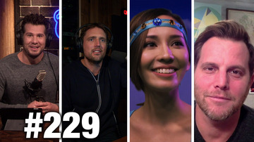 #229 SO MUCH CAMPUS RAPE! Dave Rubin and Roaming Millennial Guest | Louder With Crowder