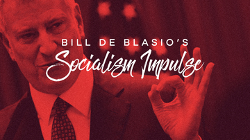 Bill de Blasio's Socialist Impulse