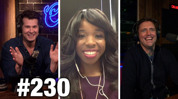 #230 EMMYS GO FULL SJW! Antonia Okafor Guests | Louder With Crowder