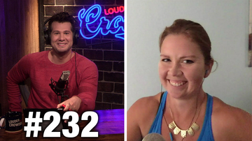 #232 THE WHITE PRIVILEGE TEST! Courtney Kirchoff Guests | Louder With Crowder