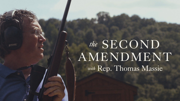 The Second Amendment with Rep. Thomas Massie
