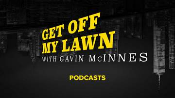 Get Off My Lawn | Podcast 1