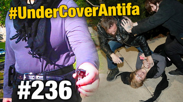 #236 UNDERCOVER ANTIFA! Ben Shapiro Guests | Louder With Crowder