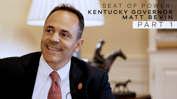 Governor Matt Bevin | Politics is Destroying America