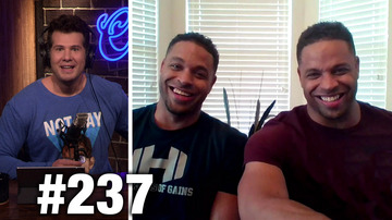 #237 #UndercoverANTIFA FALLOUT! Hodge Twins Guest | Louder With Crowder