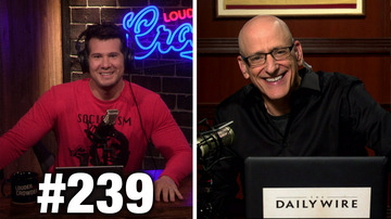 #239 PRO-GUN AND PRO-LIFE? YOU BET! Andrew Klavan Guests | Louder With Crowder