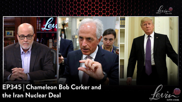 EP345 | Chameleon Bob Corker and the Iran Nuclear Deal
