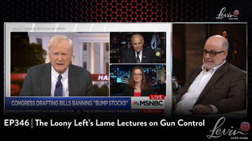 EP346 | The Loony Left's Lame Lectures on Gun Control