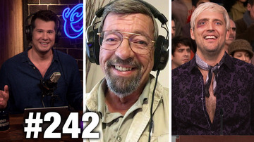 #242 FAKE HATE CRIMES EVERYWHERE! Massad Ayoob Guests | Louder With Crowder