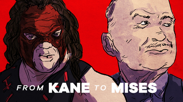 Glenn Jacobs | WWE's KANE: I Will Fight You