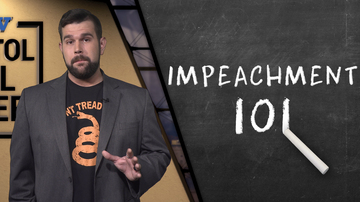 Impeachment 101: How to school a Trump-deranged Dem | Capitol Hill Brief