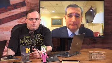 Ep163 | Flake-ing Out | Ted Cruz | Daniel Horowitz