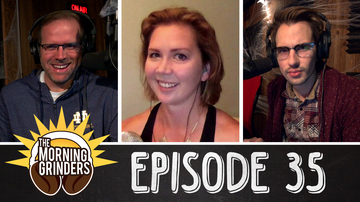 EP35 UNPROFESSIONAL PERVERTS!   The Morning Grinders