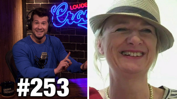 #253 ALL THE MAN PRIVILEGE RAPE! Ann McElhinney Guests | Louder With Crowder