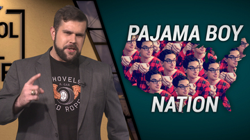 Pajama Boy Nation | Capitol Hill Brief