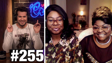 #255 HOLLYWOOD ISLAM HYPOCRISY! Diamond and Silk Guest | Louder With Crowder