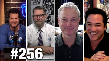 #256 COLBERT LOVES COMMUNISM? Gavin McInnes, Dean Cain and Gary Sinise Guest | Louder With Crowder
