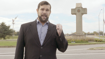 Will liberal judges deface this veterans' cross? | Capitol Hill Brief