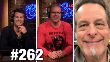 #262 TRANSGENDER VS TRANSRACIAL SHOWDOWN! Ted Nugent Guests | Louder With Crowder