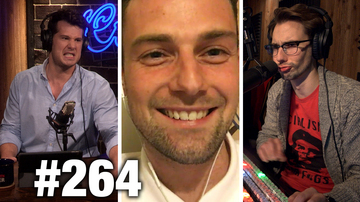 #264 TIPPING IS RACIST! Joshua Sutcliffe Guests | Louder With Crowder