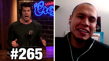 #265 AMAZON VIDEO FAKE OUT?! Donald Aguirre Guests | Louder With Crowder