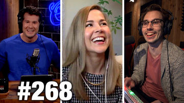 #268 OMG NET NEUTRALITY! Cassie Jaye Guests | Louder With Crowder
