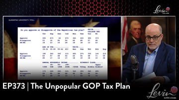 EP373 | The Unpopular GOP Tax Plan