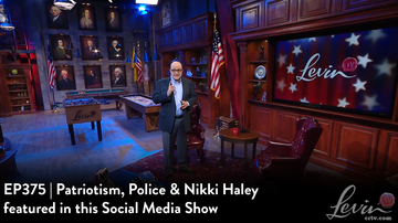 EP375 | Patriotism, Police & Nikki Haley featured in this Social Media Show