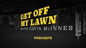 Get Off My Lawn Podcast #11 | As a cop, I've seen things that would make you crap a book on how to puke