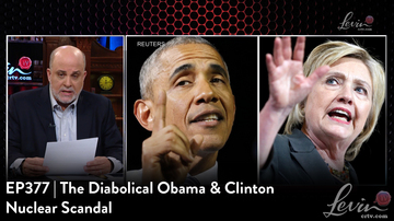 EP377 | The Diabolical Obama & Clinton Nuclear Scandal
