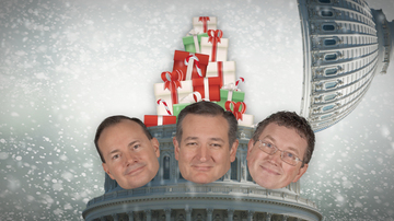 Congress' Christmas wishes and stone-cold disses | Capitol Hill Brief